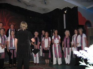 Jubila Singers at Gospel Gardens 4
