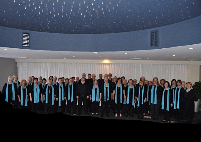 Jubila Singers August 2015 photo Annie Green