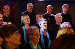 Jubila Singers at The Rhythm Hut July 2015